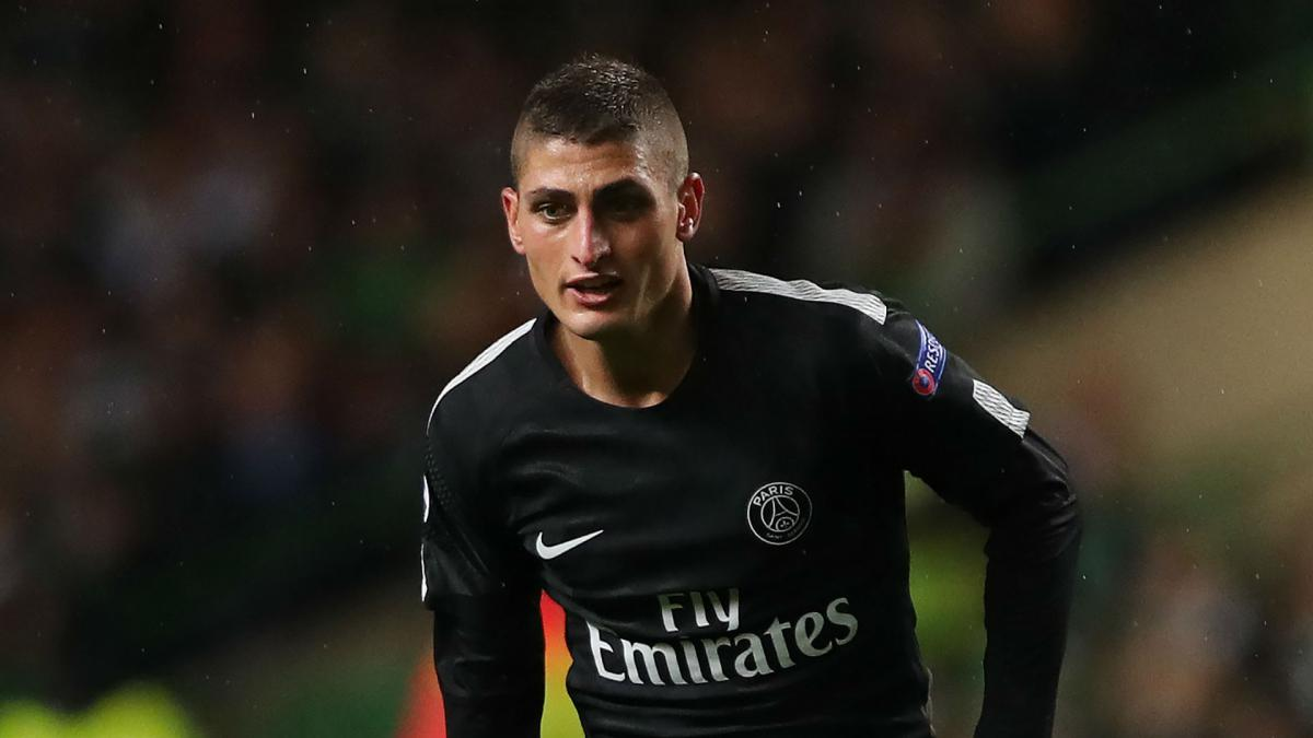 Marco Verratti: 'Lionel Messi does not get punished by referees'