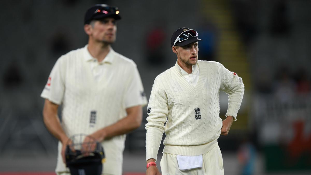 Rain puts NZ-England third day at risk
