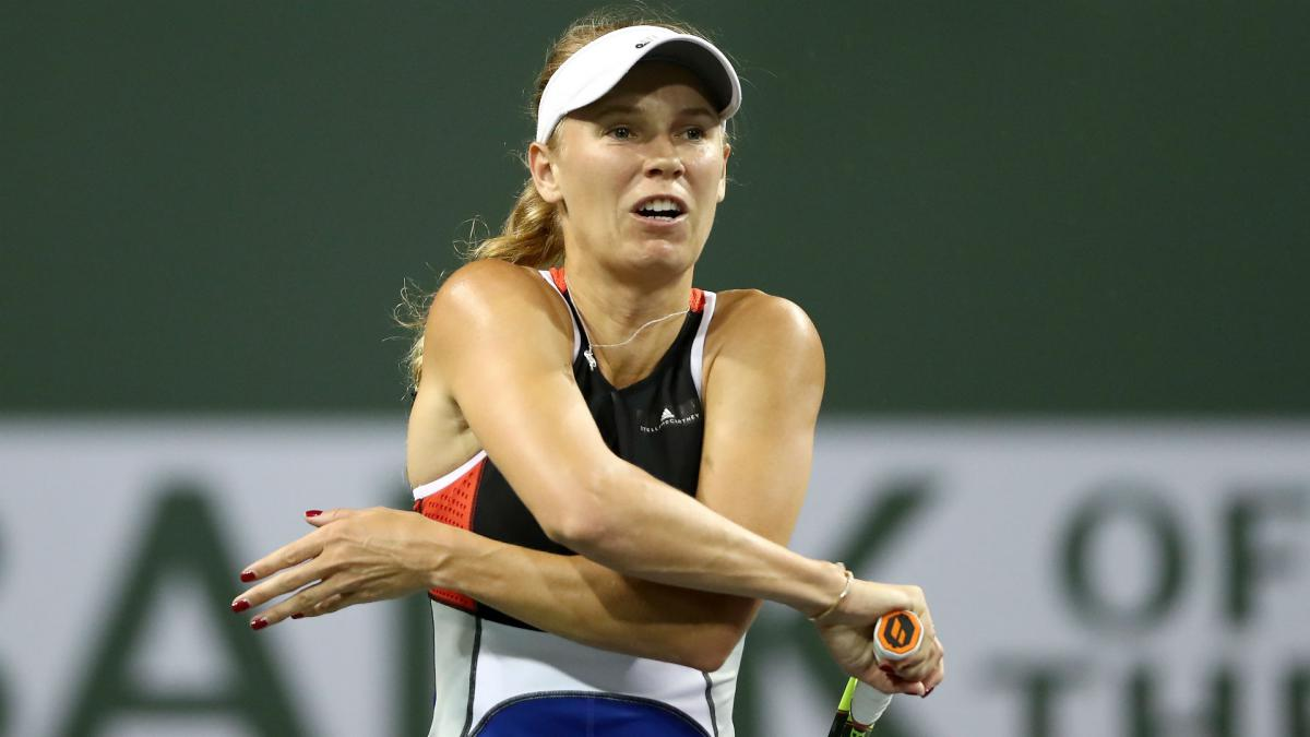 Caroline Wozniacki Details Fans' Abuse After Loss in Miami