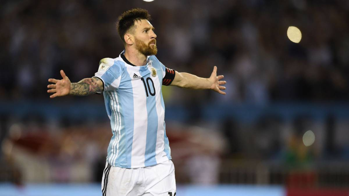 Argentina, Sampaoli says that Messi has a