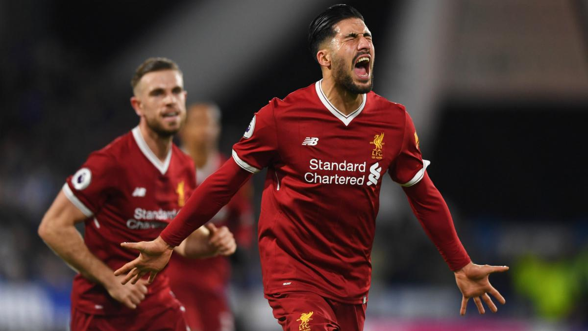 Emre Can hits out at press via social media