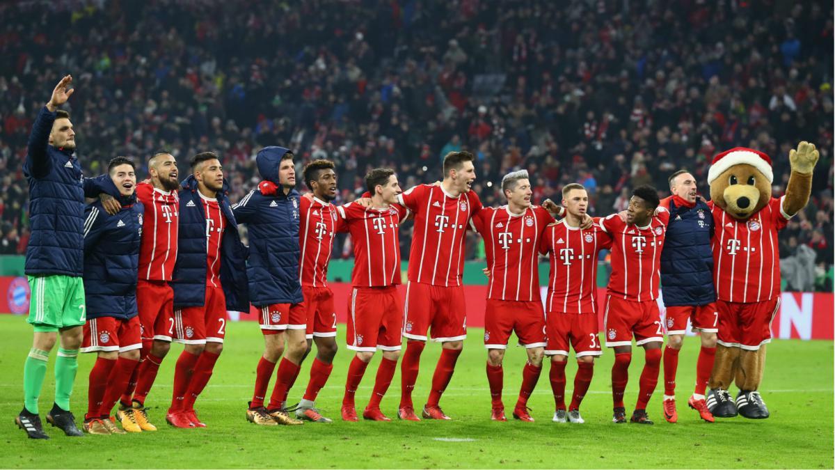 Bayern insist Lewandowski will not be Real Madrid player
