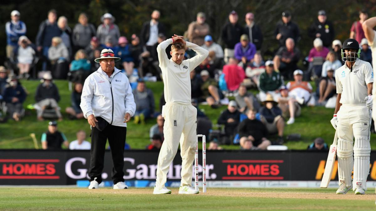 New Zealand vs England: Bad light hampers England's bid for Christchurch win