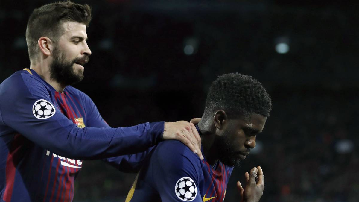 Barcelona 4-1 Roma Champions League 2018: match report