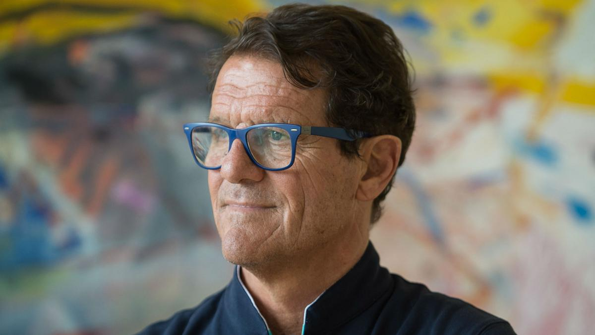 Fabio Capello announces his retirement