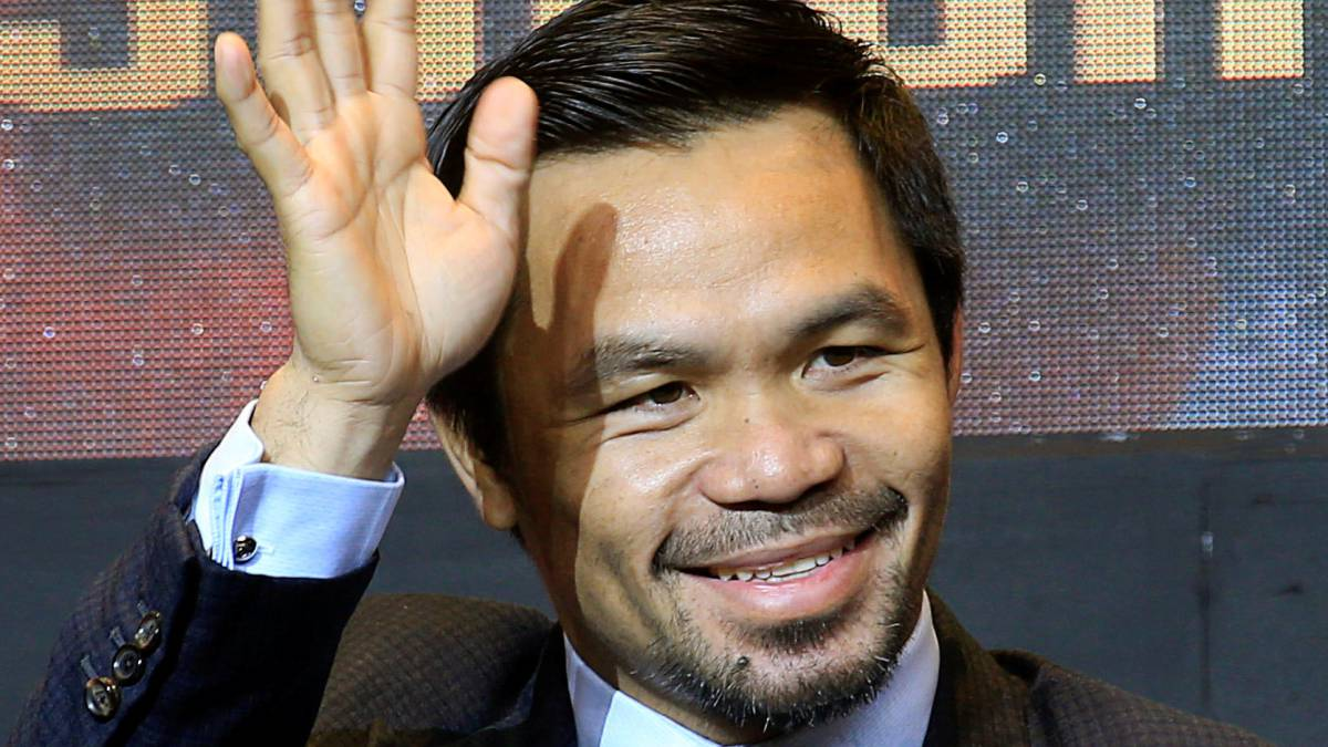 Pacquiao Wants to Prove He's 'Not Done Yet' Against Matthysse