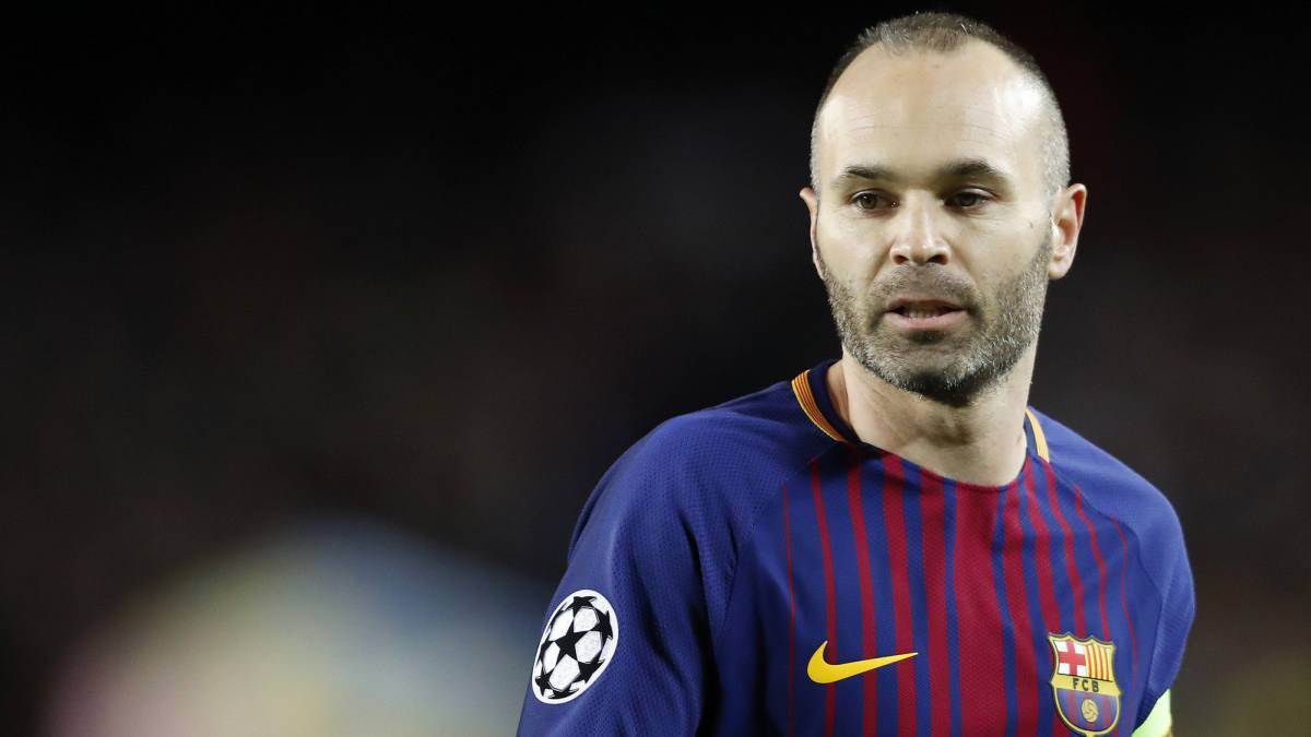Teary Iniesta given flawless send-off as Barca win Copa del Rey