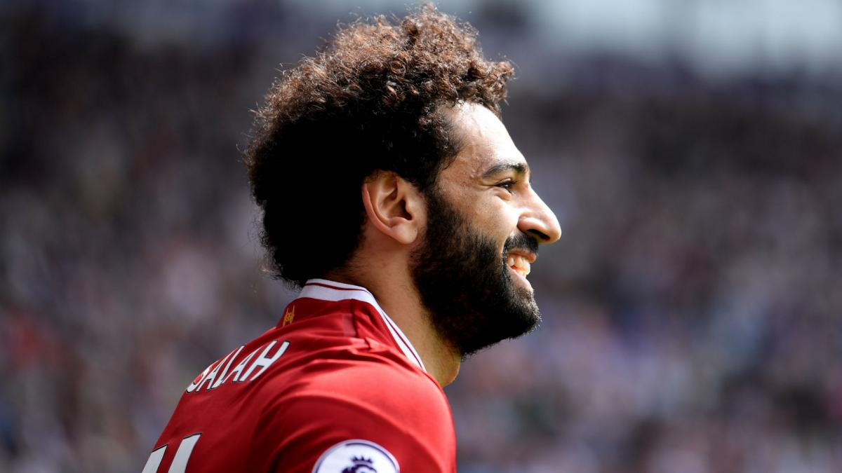 Liverpool's Mohamed Salah Wins PFA Player Of The Year award