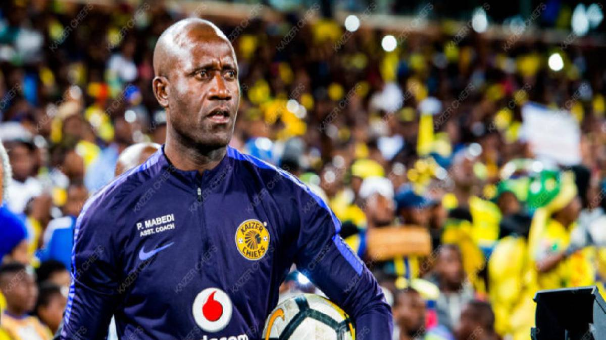 Kaizer Chiefs appoint Malawian coach Mabedi for remainder of the season