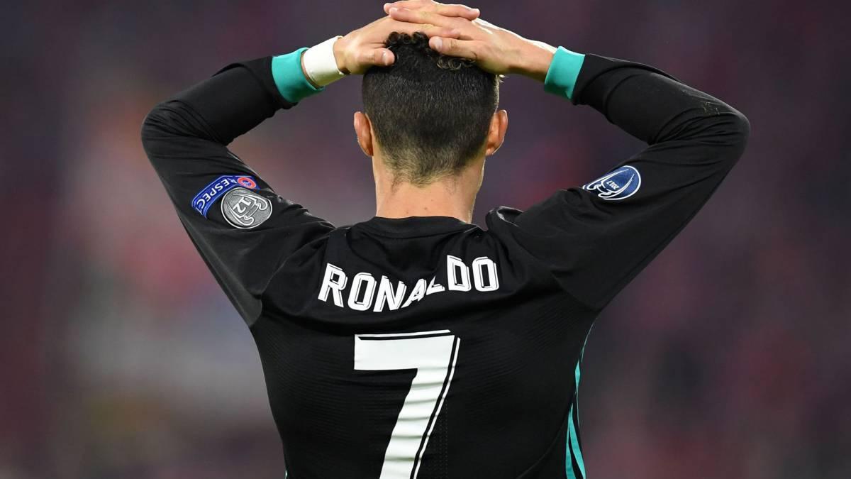 Cristiano Ronaldo s Champions League scoring run ends b069a4646