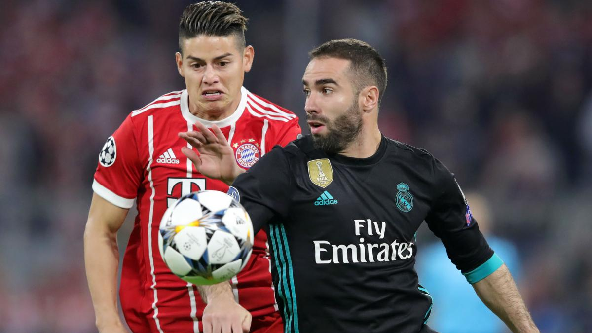 Ramos Blows Hot As Zidane Releases Squad List Ahead Of Bayern Clash