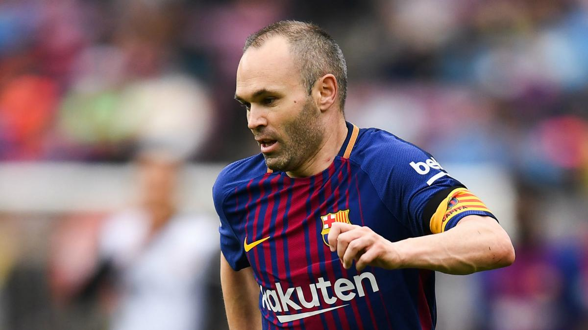 andrés iniesta the footballers footballer as com