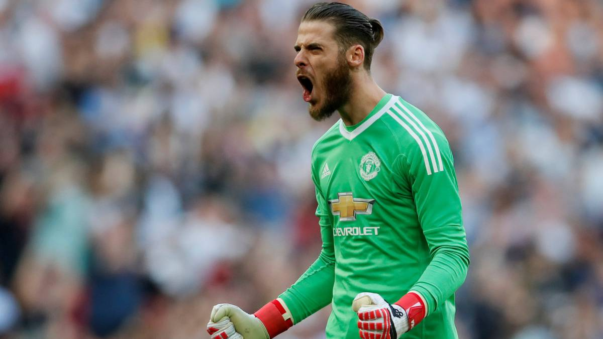 De Gea says current campaign is his best