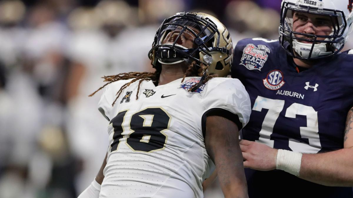 One-Handed Player Shaquem Griffin Makes NFL History With Seahawks Draft