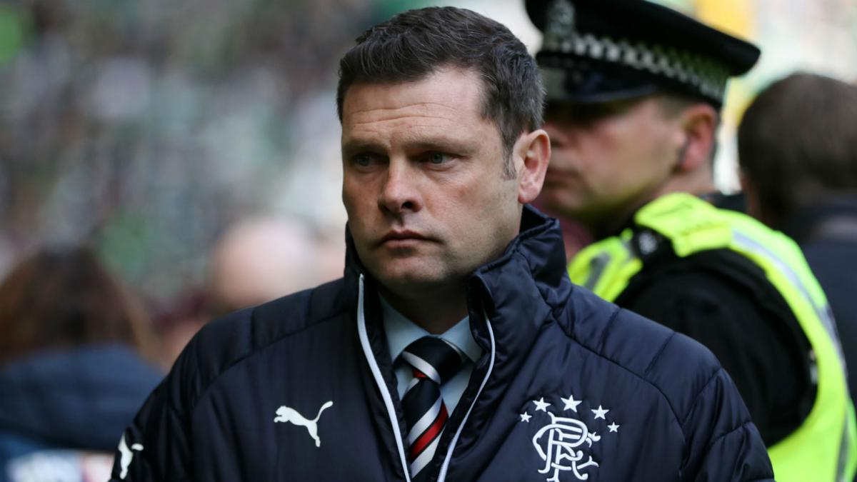Confirmed: Graeme Murty sacked as Rangers manager