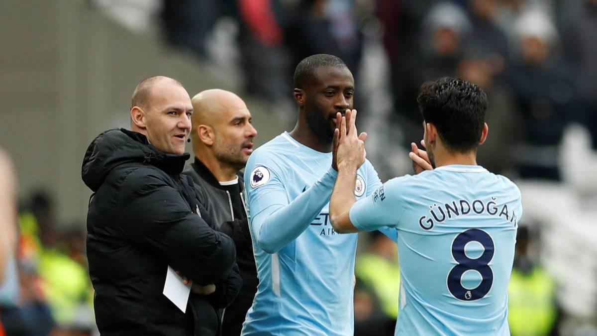 Guardiola plans 'beautiful farewell' for Yaya Toure