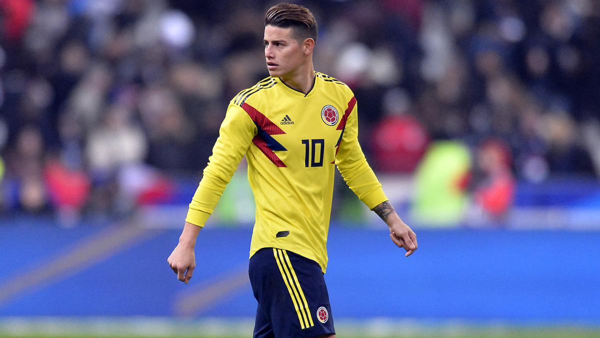 James Rodriguez hopes to make loan to Bayern Munich stay permanent