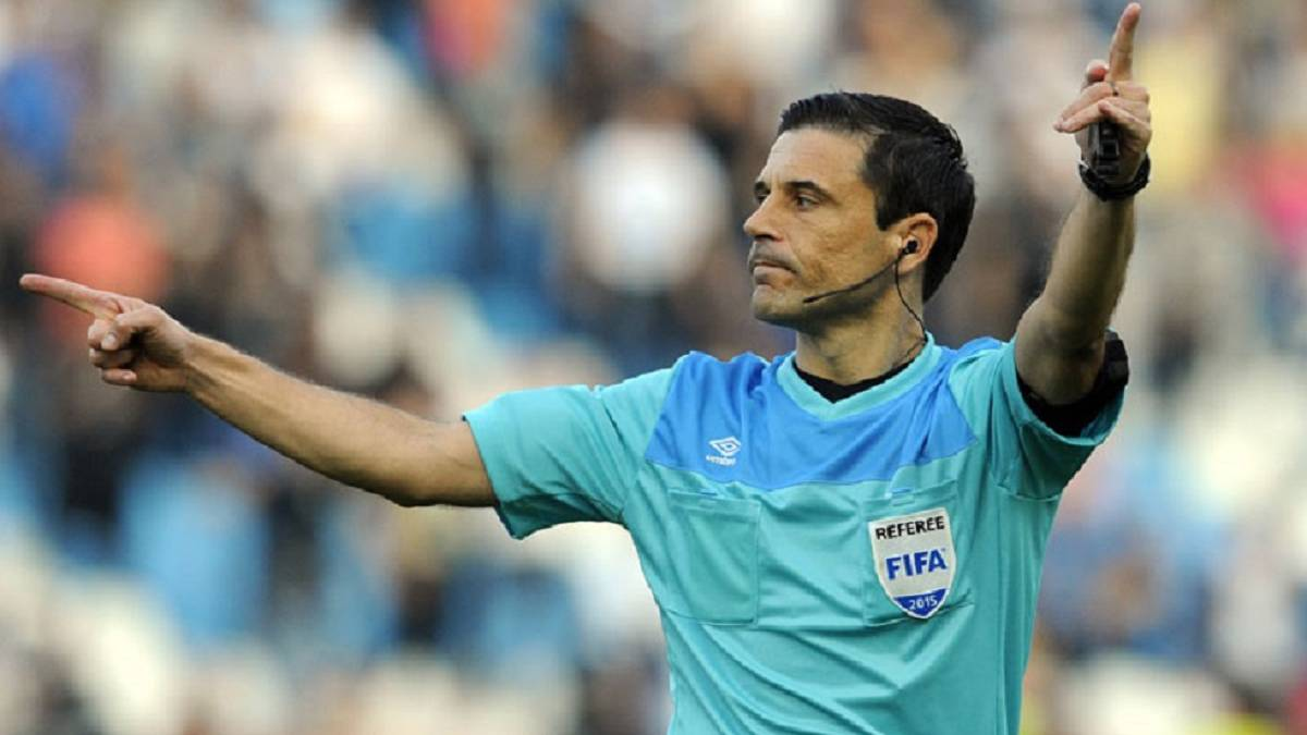 Serbia's Mazic to referee Champions League final