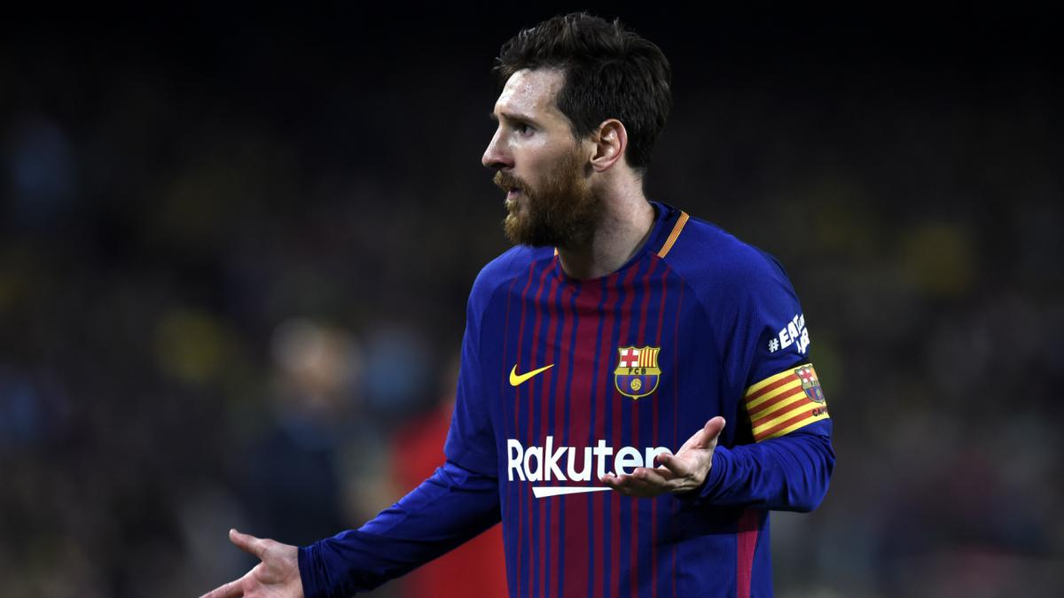Messi Barcelona have never received offer says Bartomeu