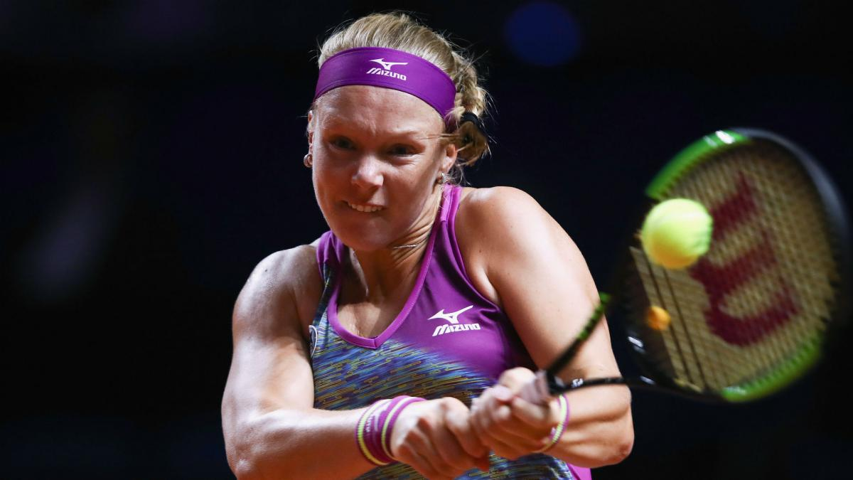 Ranked Halep beats Mertens at Madrid Open