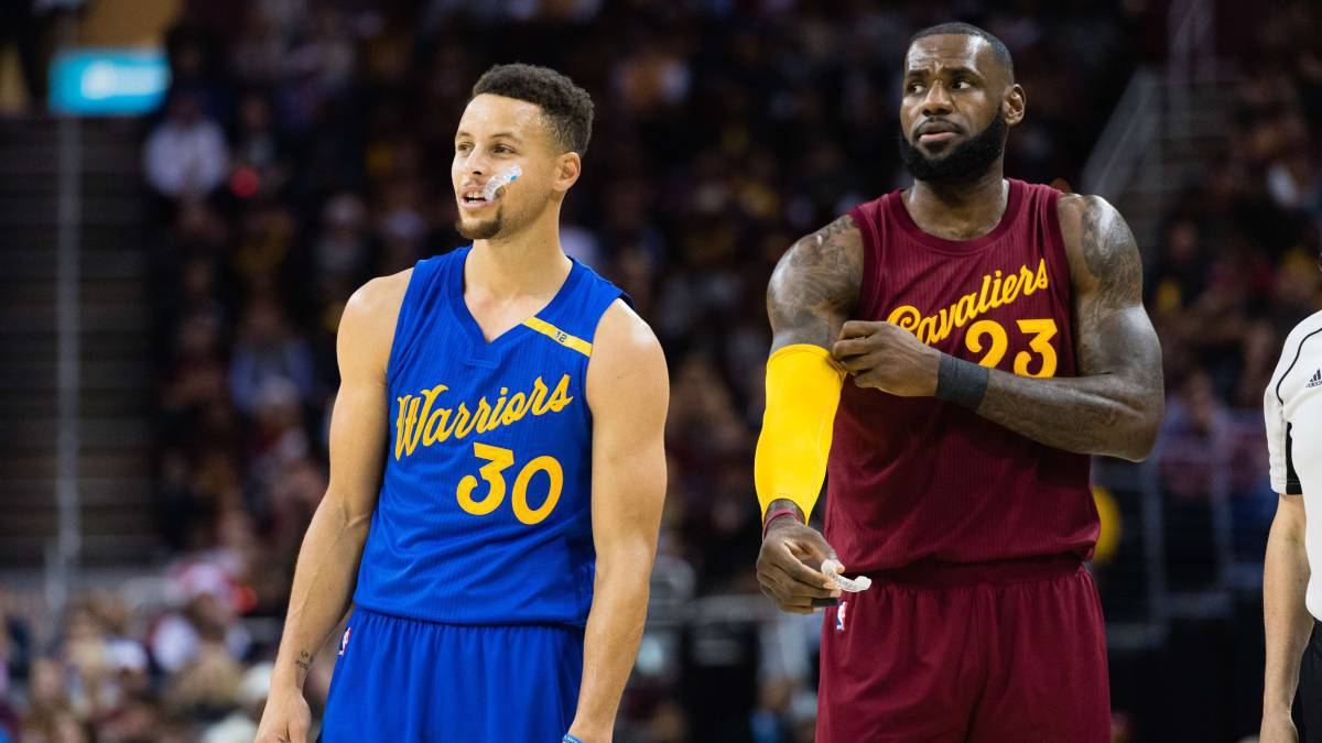 Warriors, Cavaliers Favored to Reach 2018 NBA Finals in Latest Postseason Odds