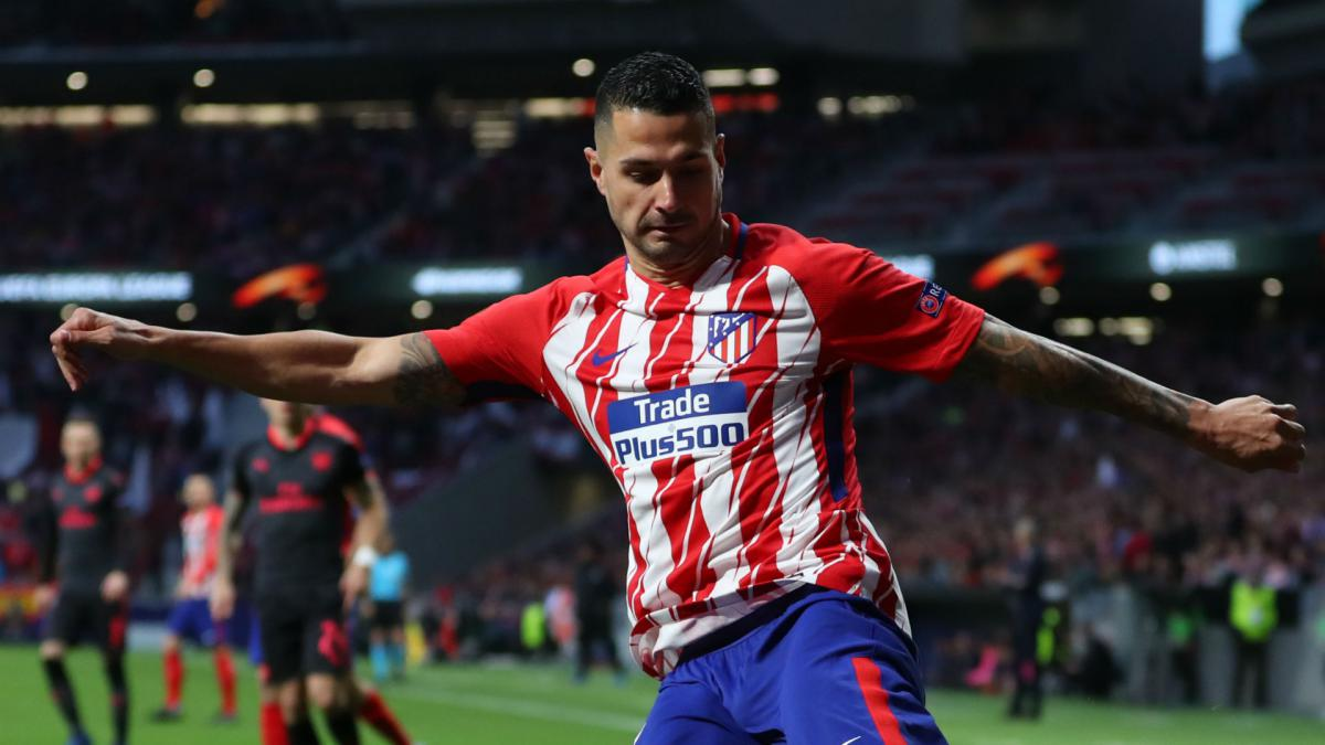Atletico Madrid midfielder confident ahead of Europa League final