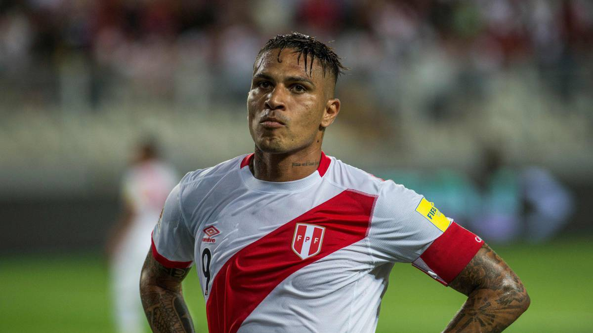 Peru captain Paolo Guerrero to miss World Cup through increased drugs ban