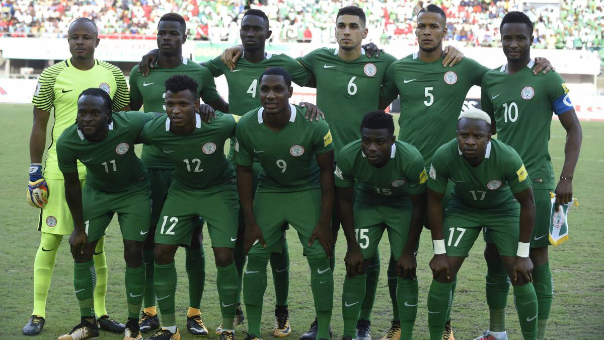 Nigeria announce 30-man provisional World Cup squad - AS.com 639c352e6