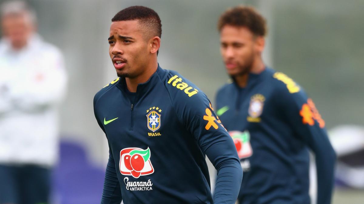 Jesus Honoured To Captain Brazil As Neymar Prepares To Return