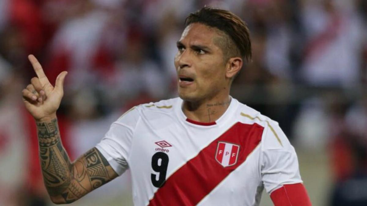 e9b5d60bb Guerrero revels in return as Peru star highlights unity