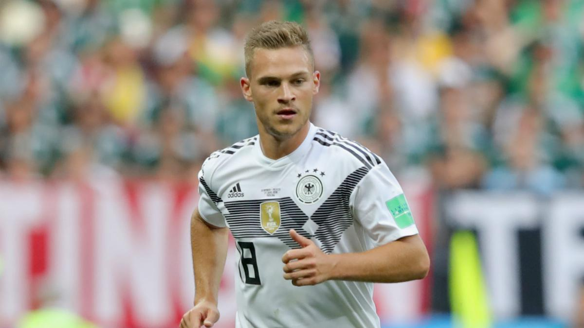 Joshua Kimmich Believes A Lack Of Compe Ive Match Sharpness Was To Blame For Germanys World Cup Opener Defeat To Mexico