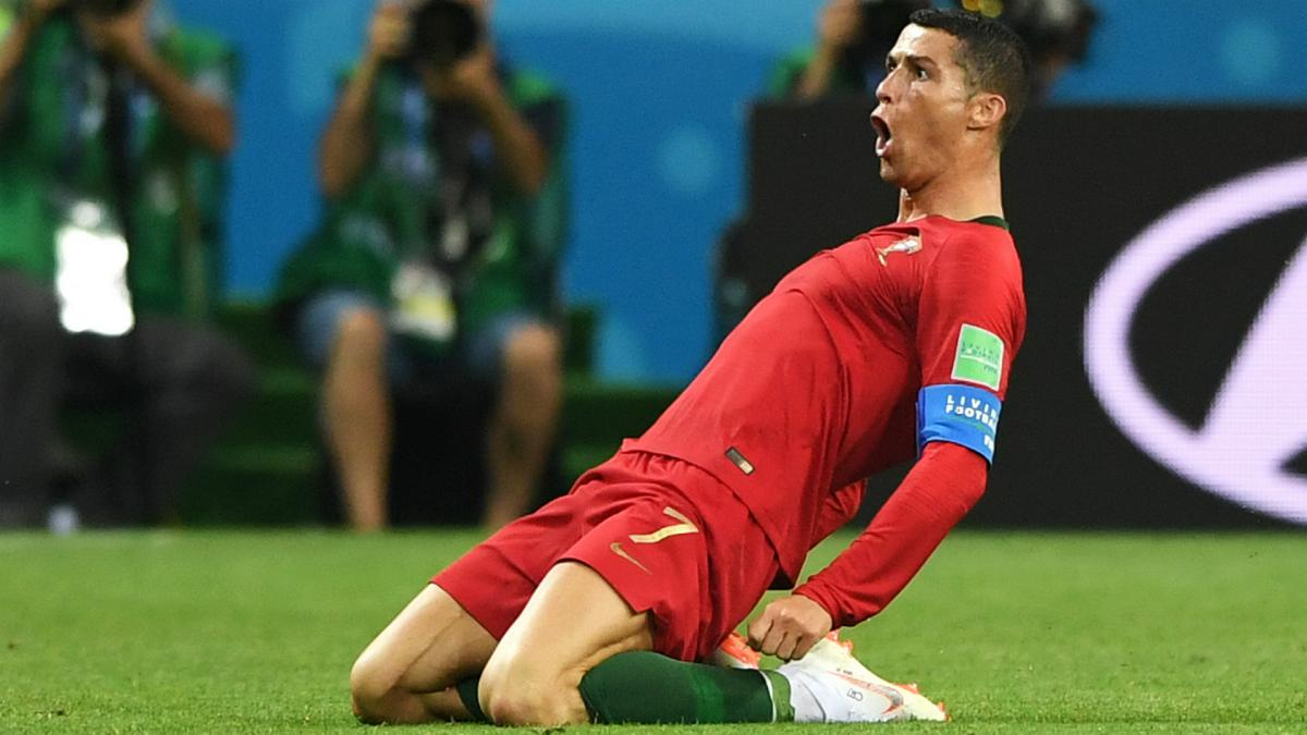 FIFA WC :Ronaldo's header settle narrow 1-0 win for Portugal