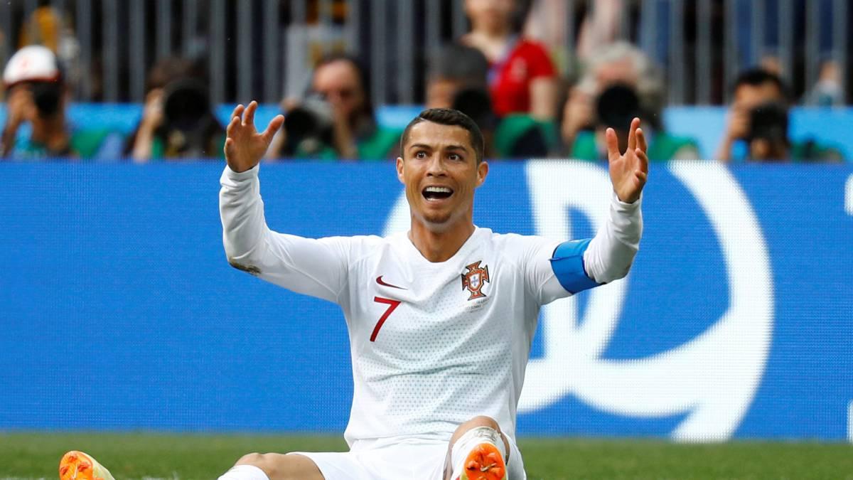 Ronaldo becomes Europe's top scorer with strike against MoroccoNaija247news