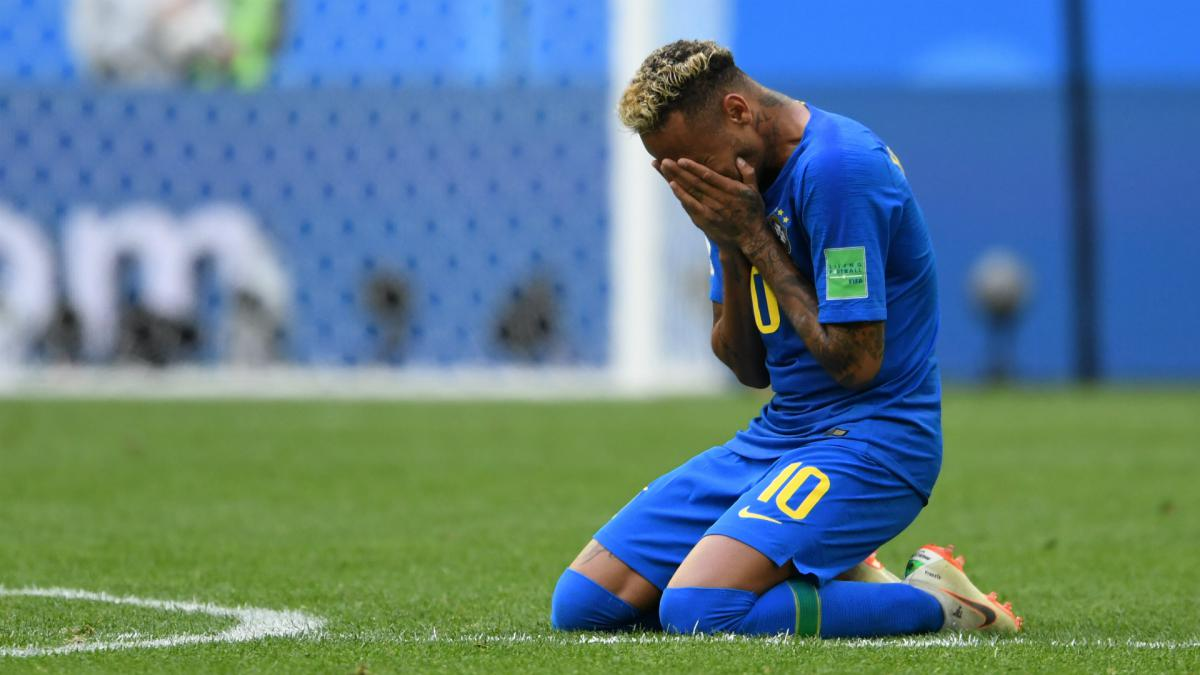 Neymar 'fully recovered' from foot injury, says Brazil team doctor
