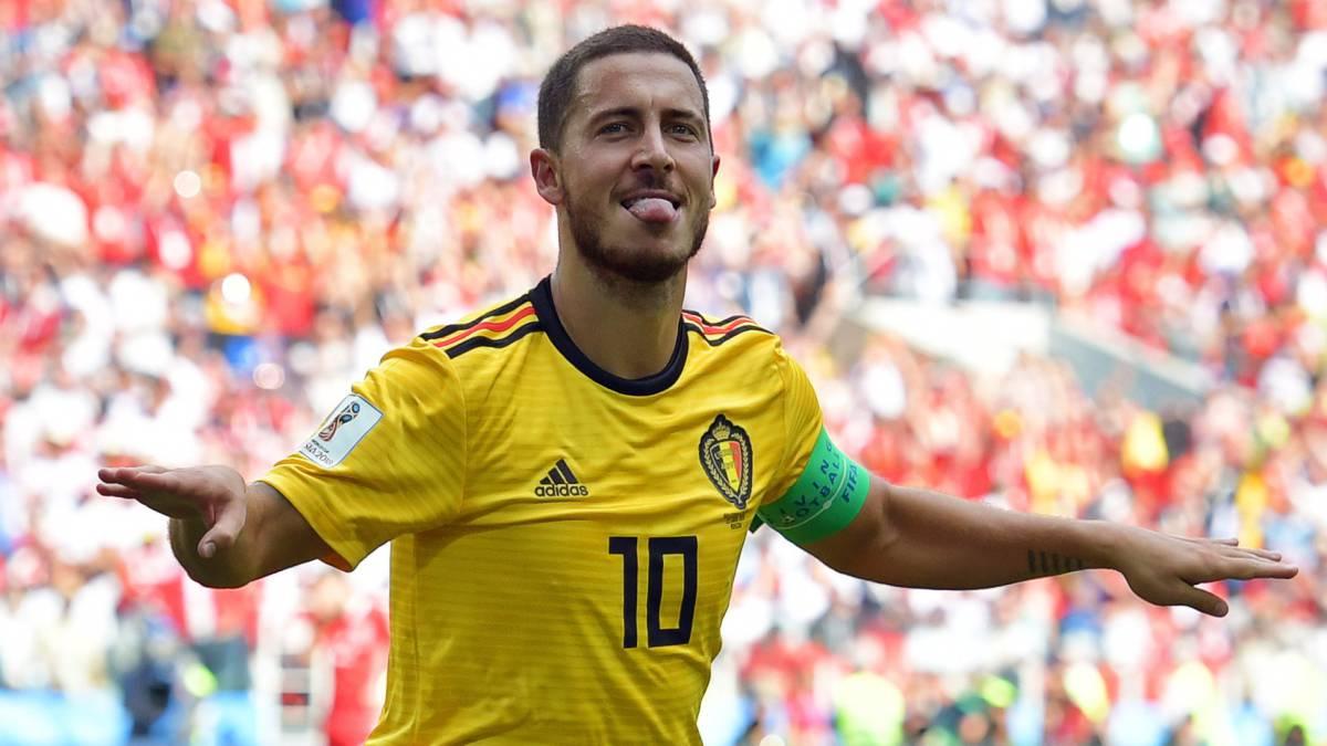 Belgium Vs Tunisia Live World Cup  Russia Group G