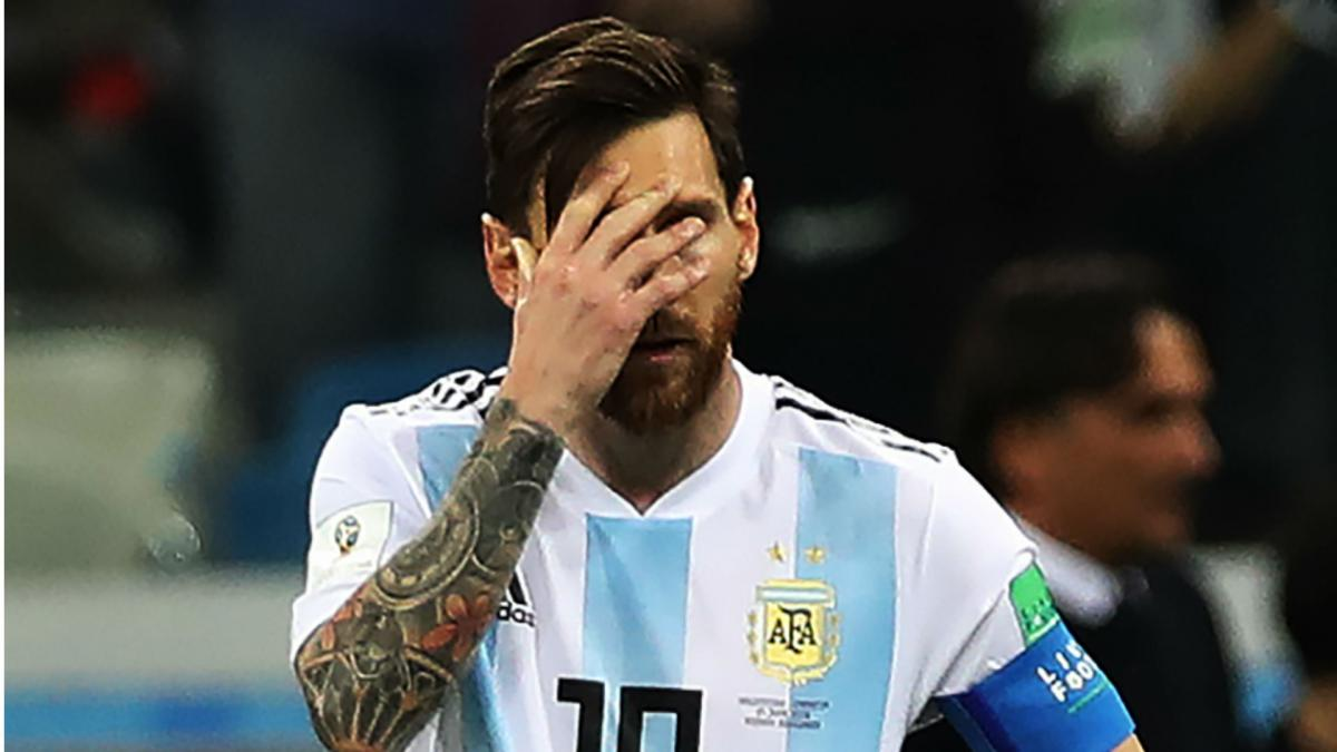 On the brink, Argentina handed a final shot at WCup redemption