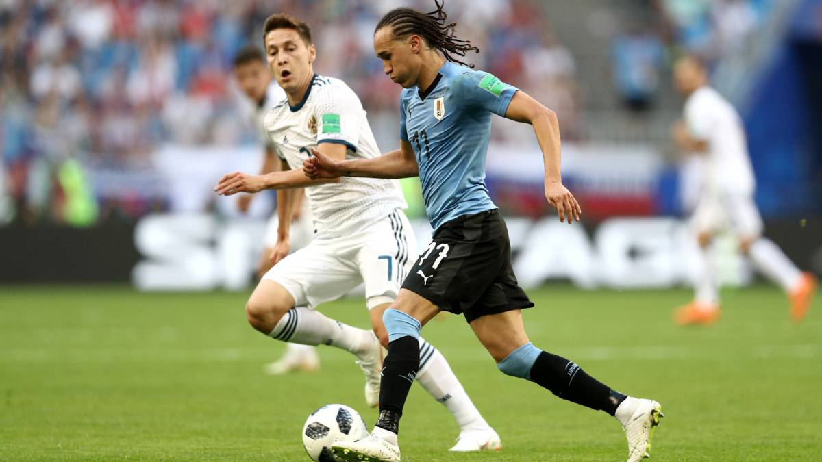 Uruguay Vs Russia Live World Cup  Group A