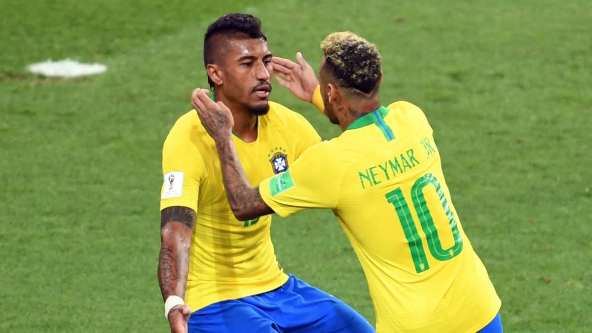 3ac2a4f068d Serbia - Brazil: World Cup 2018, Group E, game 3 - AS.com