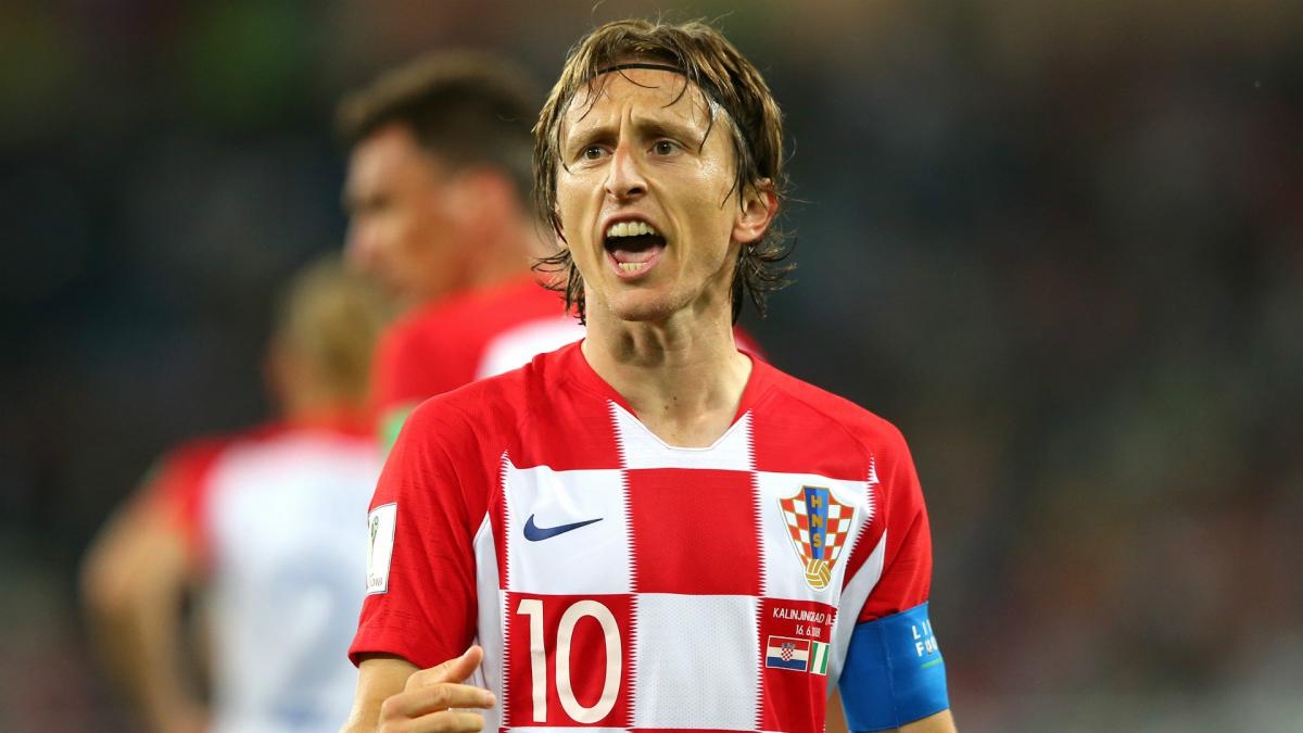 079d5679ca3 World Cup 2018 | Modric and Croatia looking to seize golden moment in  Russia - AS.com