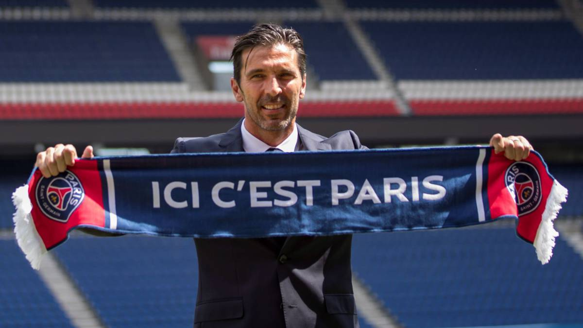Former Juventus Star Goalkeeper Gianluigi Buffon Says Thrilled, Motivated by Joining PSG