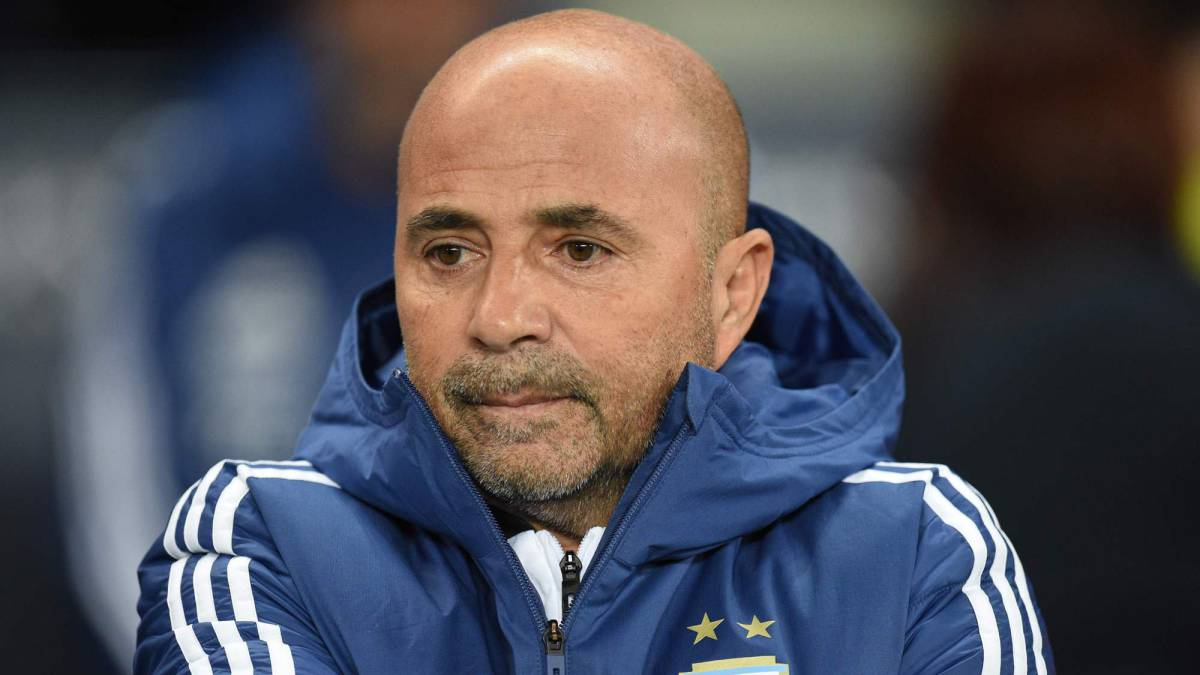 Argentina FA part ways with Jorge Sampaoli