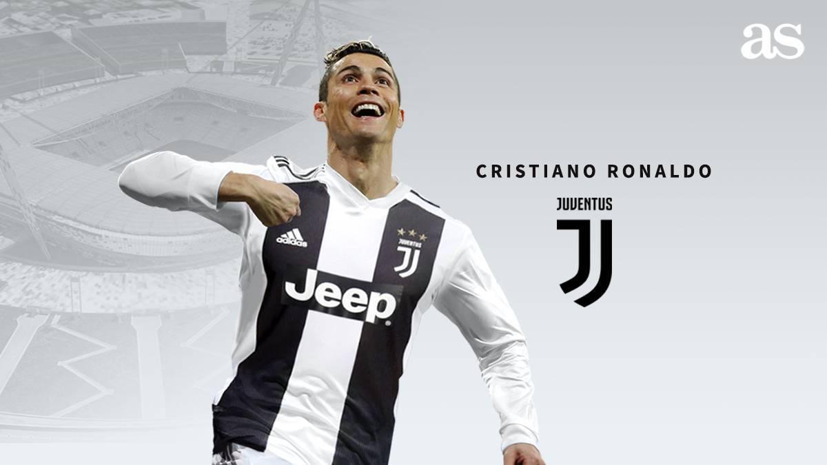 6888c9348 Cristiano Ronaldo Juventus presentation  live - AS SINGAPORE