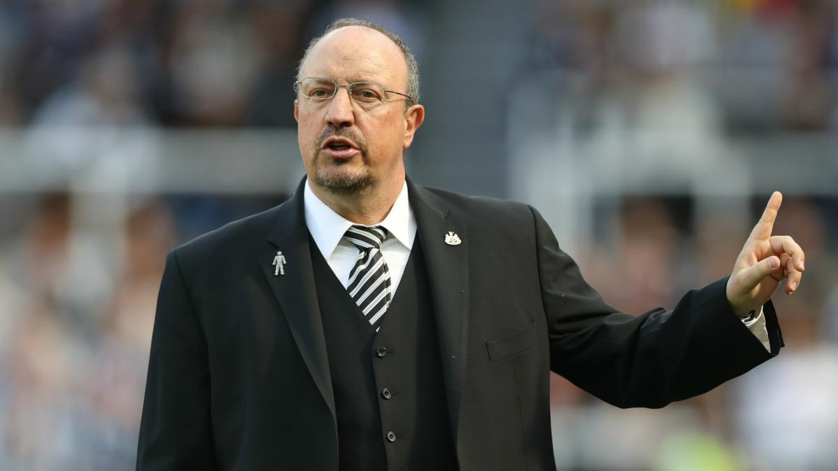 Rafa Benítez could've been Spain's coach at the World Cup in Russian Federation