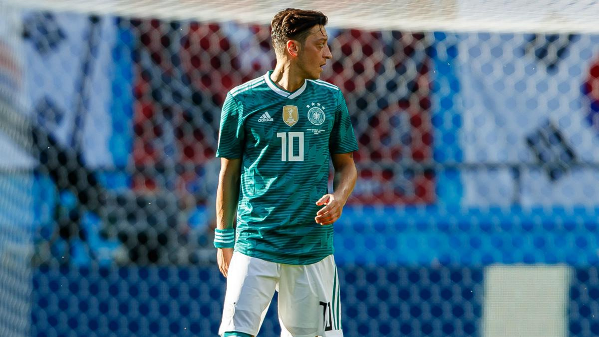 Racism forced me to quit German football squad, says Mesut Ozil