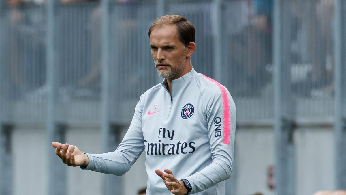 Barcelona Target Asked To Decide His Future By Thomas Tuchel