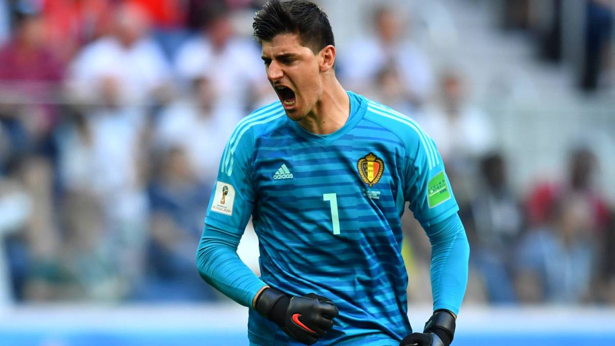 Chelsea's Thibaut Courtois wants Real Madrid move