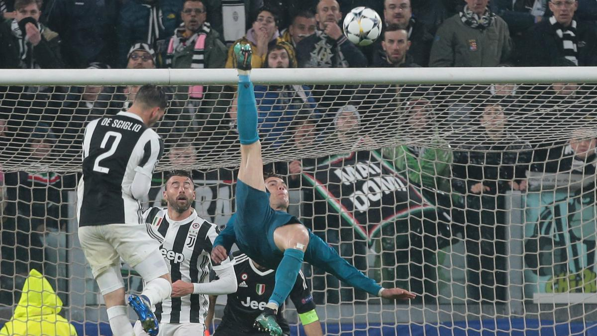 Image result for Cristiano Wins UEFA Goal of the Season