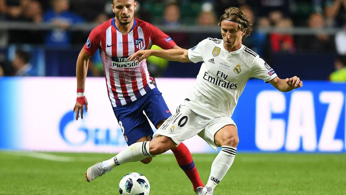 Modric Inter Target Going Nowhere Real Madrid Director