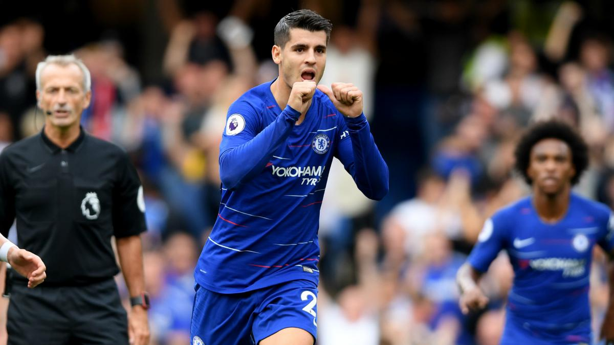 Alvaro Morata targets 30 goals or more this season