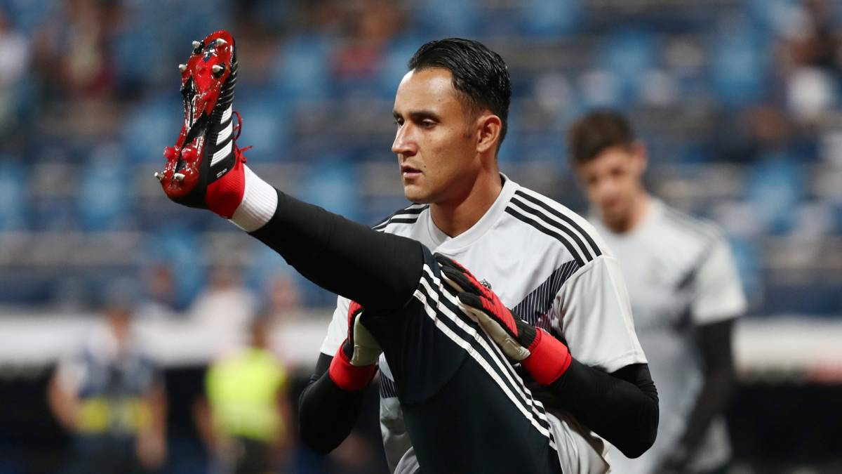 Manchester City interested in Madrid goalie 20 hours ago